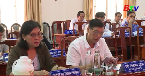 Hội nghị Ban Chấp hành Đảng bộ Thành phố Thuận An lần thứ 31