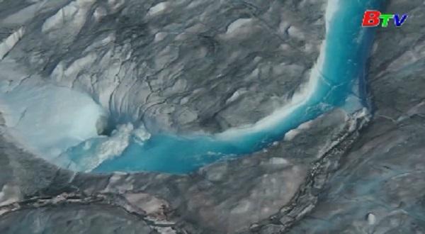 Băng tan ở vùng cực, vấn đề cả nhân loại cùng quan tâm