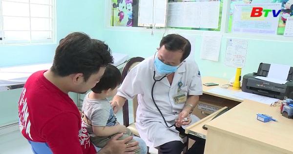 Lợi ích tiêm ngừa vắc xin cho trẻ