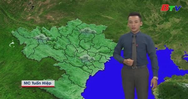 Bản tin Thời tiết (Ngày 04/10/2019)