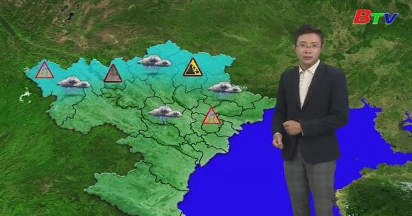 Bản tin Thời tiết (Ngày 03/10/2019)