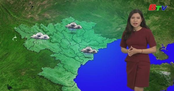 Bản tin Thời tiết (Ngày 06/10/2019)