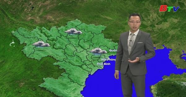 Bản tin Thời tiết (Ngày 07/10/2019)