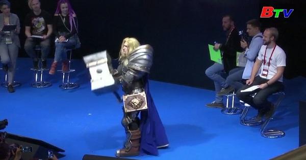 Nga - Sôi động Liên hoan Comic Con 2019
