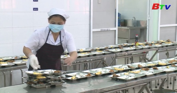 Tăng cường công tác thanh kiểm tra an toàn thực phẩm