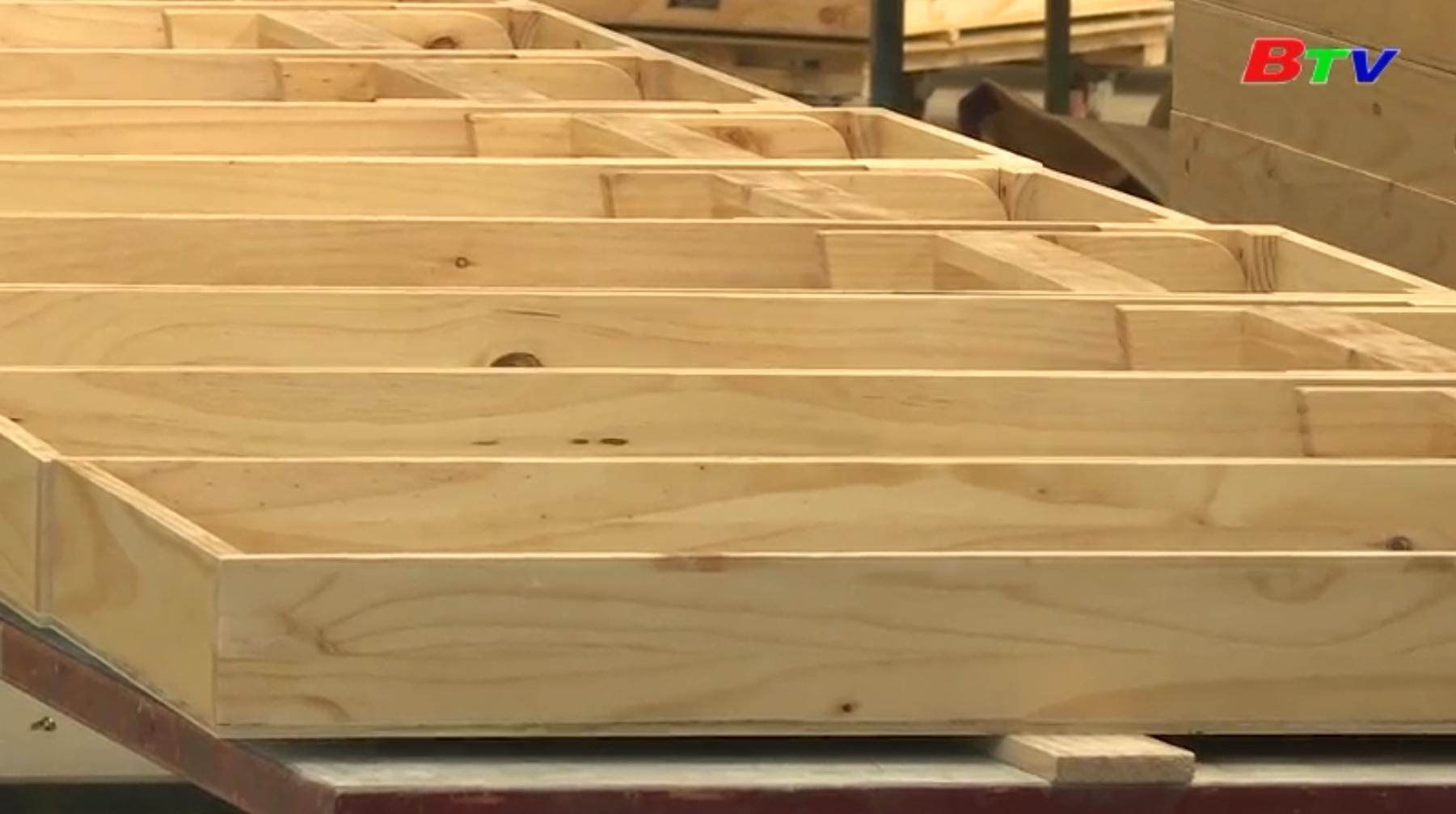 Ngành gỗ Bình Dương - tiềm năng xuất khẩu mở rộng
