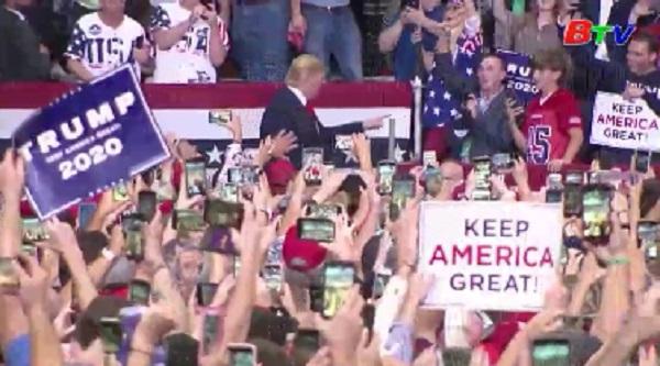 Nhà Trắng mời thêm cố vấn pháp lý bảo vệ Tổng thống D.Trump