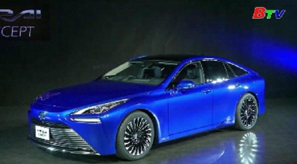 Toyota tình hình kinh doanh khả quan trong nữa năm tài chính 2019