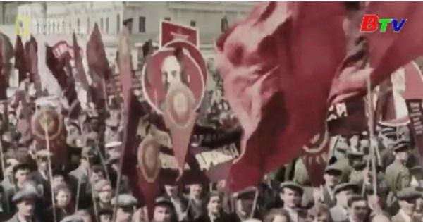 102 năm cách mạng tháng 10 Nga