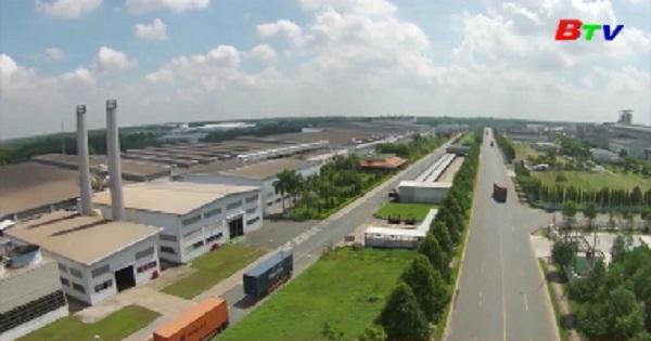 Bình Dương đứng thứ ba cả nước về thu hút dự án FDI