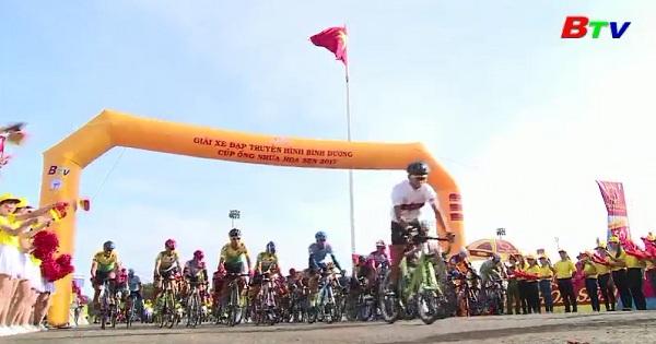 Chặng 6 Giải xe đạp THBD Cúp Ống nhựa Hoa Sen 2017