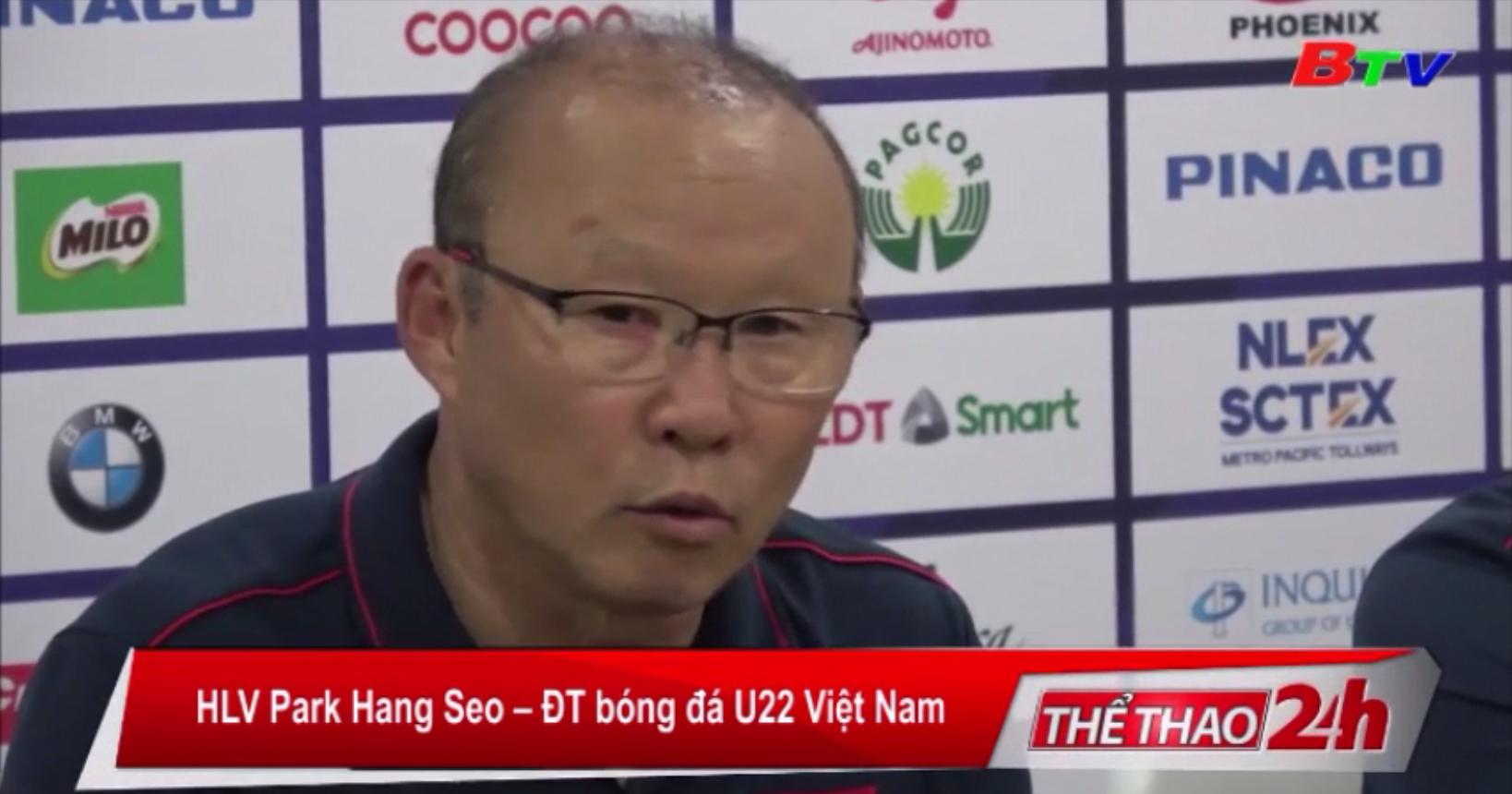 U22 Việt Nam quyết tâm giành Huy chương vàng SEA Games 30