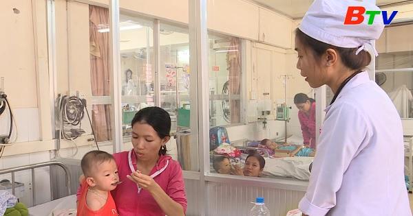 Cần bổ sung kẽm cho trẻ bị tiêu chảy
