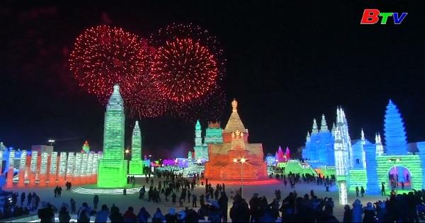 Lễ hội băng đăng quốc tế 2019 tại Trung Quốc