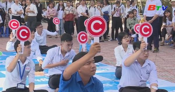 Phát huy truyền thống học sinh sinh viên Việt Nam