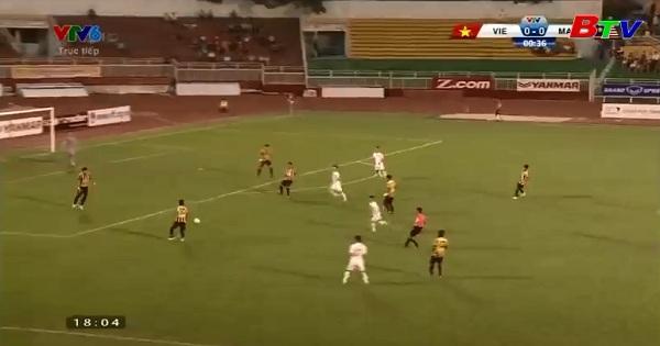 Giao hữu quốc tế - U23 Việt Nam và U23 Malaysia