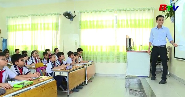 Một giáo viên, cán bộ trẻ năng động - tích cực