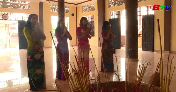 Lễ chùa đầu xuân - nét đẹp của văn hóa Việt