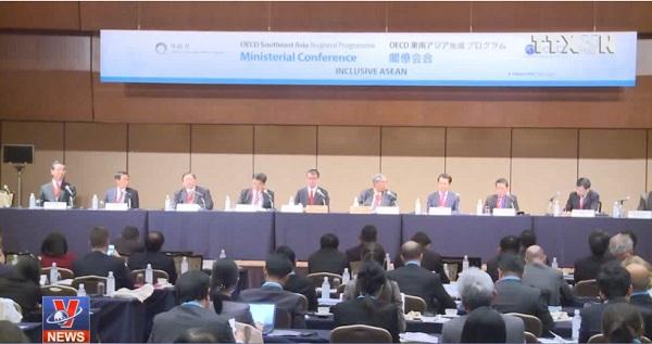 Việt Nam tham dự Hội nghị ASEAN bao trùm tại Nhật Bản