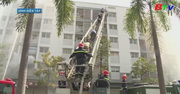 Bình Dương chủ động đảm bảo công tác phòng cháy chữa cháy trong doanh nghiệp