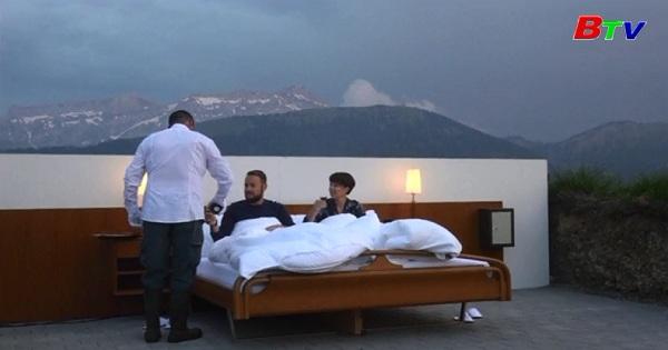 Trải nghiệm độc đáo với khách sạn