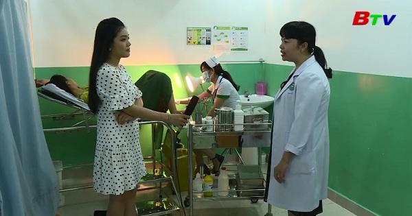 Điều trị hiệu quả ung thư cổ tử cung (Sống khỏe mỗi ngày 3/07/2018)