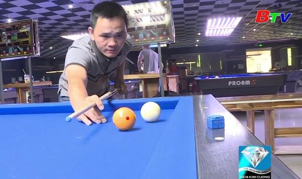 Cơ thủ Trần Đức Minh - Nỗ lực hướng đến danh hiệu vô địch mùa giải 2019