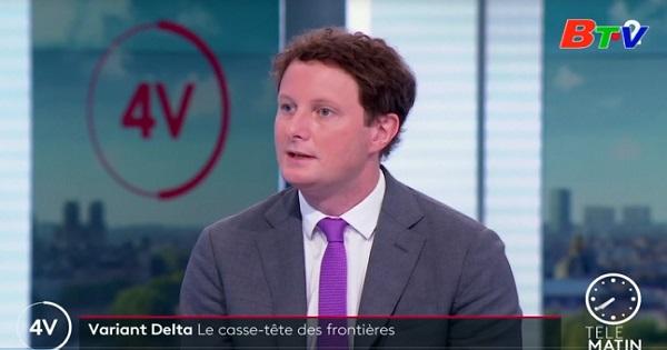 Pháp cảnh báo về biến thể Delta