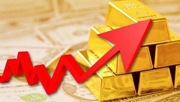 Giá vàng tăng cao kỷ lục