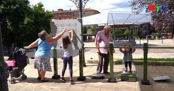 Bilbao ra mắt các trò chơi nhận thức cho người già