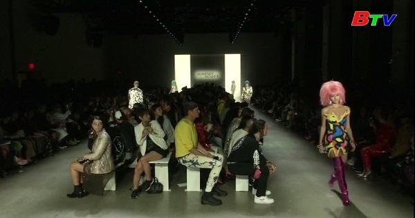 Ra mắt bộ sưu tập xuân hè 2020 của Jeremy Scott