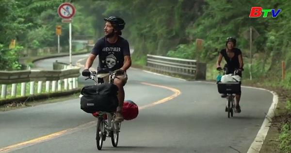 Khám phá Nhật Bản bằng xe đạp
