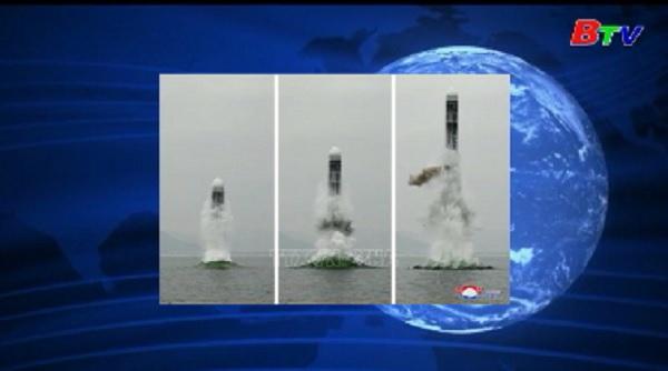 HĐBA LHQ họp không chính thức về vấn đề Triều Tiên