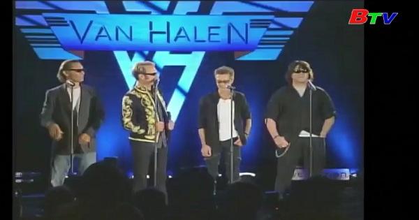 Nghệ sĩ Guitar Eddie Van Halen qua đời ở tuổi 65 vì ung thư