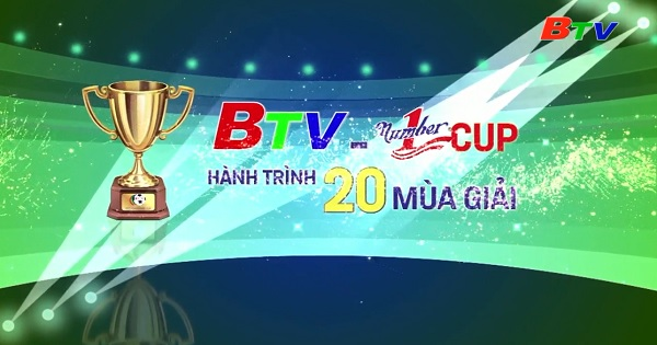 BTV - Number 1 Cup tuổi 20