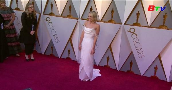 Diễn viên Margot Robbie  hóa thân vào vai búp bê Barbie