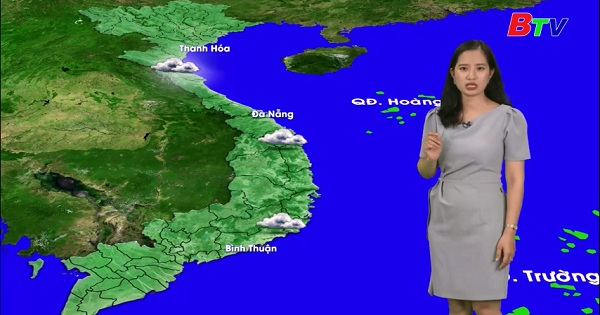 Bản tin Thời tiết (Ngày 09/01/2020)