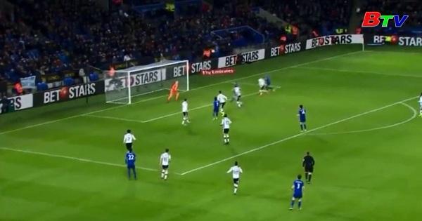 Đấu lại Vòng 4 Cúp FA - Leicester City  3-1 Derby  County