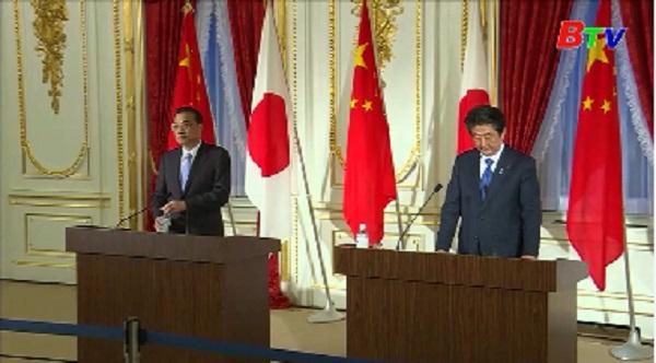 Nhật-Trung nhất trí thiết lập đường dây nóng an ninh