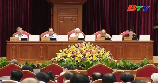 Hội nghị Trung ương 7 Khóa XII bầu bổ sung 2 đồng chí vào Ủy viên Ban Bí thư khóa XII