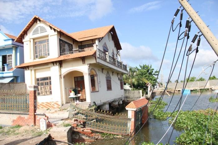 TP Hồ Chí Minh chủ động chống sạt lở trong mùa mưa