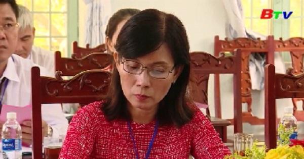 Phú Giáo hoàn thành tổ chức Đại hội Đảng cấp cơ sở