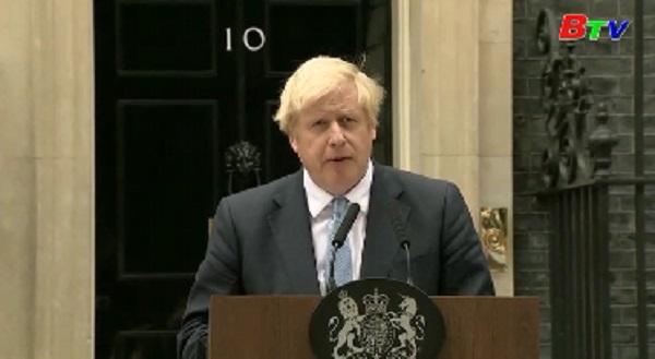 Thủ tướng Anh chuẩn bị kế hoạch pháp lý ngăn chặn gia hạn Brexit