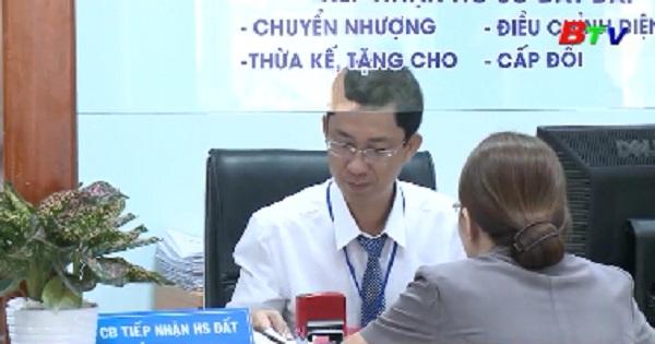 Thành phố Thủ Dầu Một đẩy mạnh cải cách thủ tục hành chính