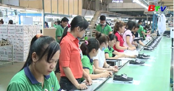 8 tháng chỉ số tăng trưởng công nghiệp (IIP) 8,22%