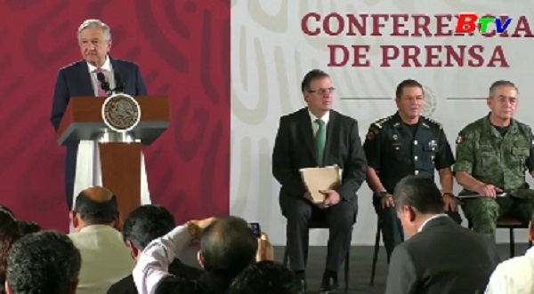 Chính phủ Mexico ưu tiên ngân sách cho an sinh xã hội