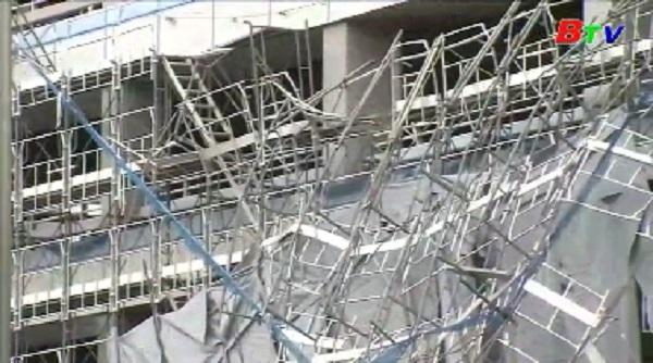 Siêu bão Faxai khiến giao thông Nhật Bản tê liệt nghiêm trọng