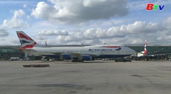 British Airways hủy hầu hết các chuyến bay do đình công