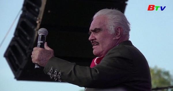 Ca sĩ huyền thoại người Mehico - Vicenta Fernandez  kỷ niệm 50 năm sự nghiệp