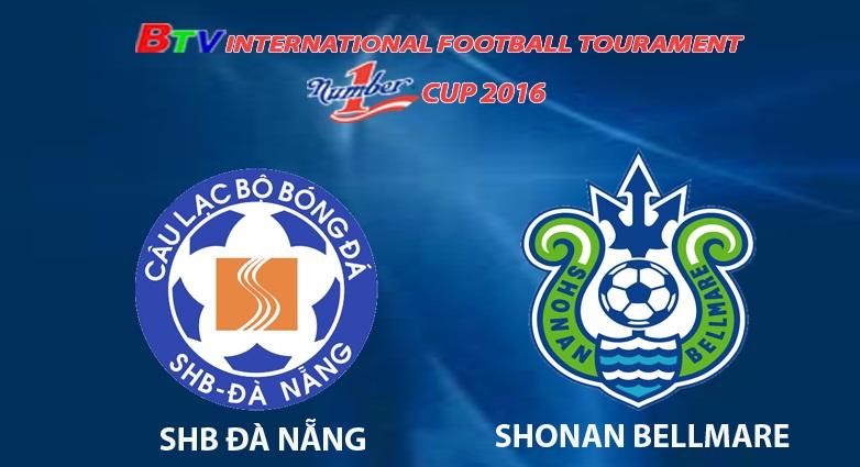 Shonan Bellmare vs SHB Đà Nẵng